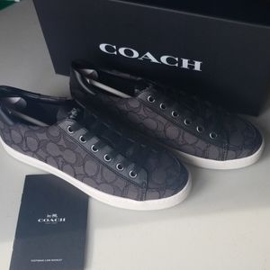 NWT Coach Porter sneakers!!